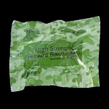 "DYNAREX High Strength Pressure Bandages (Israeli Type) 4"" x 60""  100/cs  Priced per each"