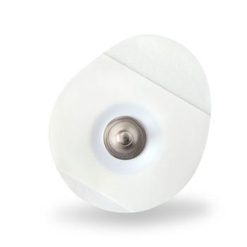 Vermed Tear Drop Shaped Foam Solid Gel  V-A10091-03   3 pack / 200 packs per case / 600 electrodes per case