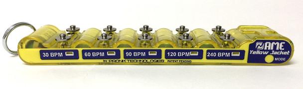 ECG SIMULATOR 10 lead  (yellow jacket)