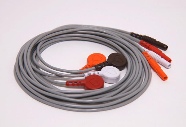"40"" (4 Wire) Lead Set for Spacelabs ARIA"