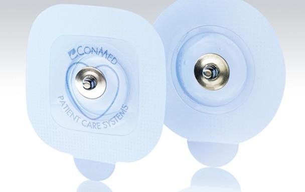 2710-001 ConMed Cleartrace 2LT Long Term Electrodes (1 Pouch) 600 per Case