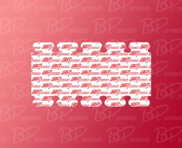 2334     Bio Protech Tab Electrodes (10 Card) 5000 per Case