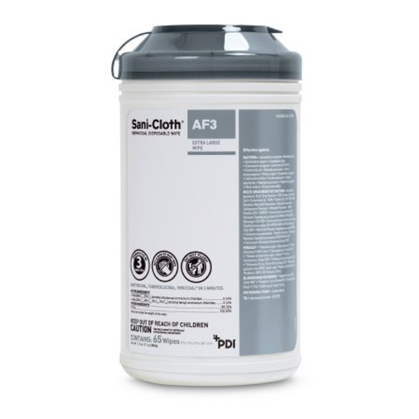 Sani-Cloth AF3 Germicidal Disposable Wipes SALE PRICE while supplies last!