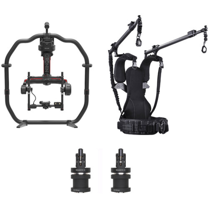 DJI Ronin 2 Professional Combo with Ready Rig GS Stabilizer Kit