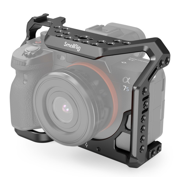 SmallRig Camera Cage for Sony Alpha 7S III A7S III A7S3