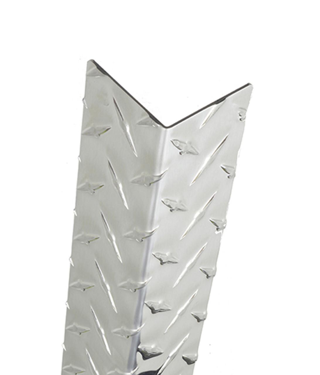 "DIAMOND PLATE ALUMINUM TREAD PLATE .063 x 48/"" x 96/"""