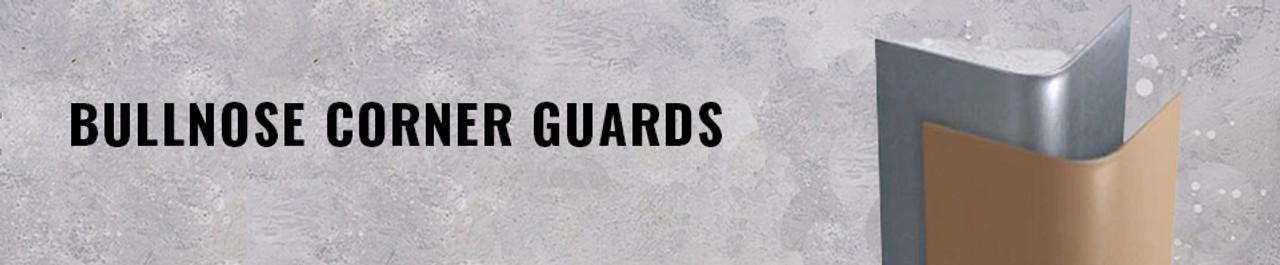 Bullnose (Radiused) Corner Guards
