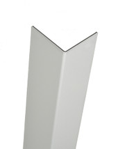 "4/"" W x 2/"" H x 1//4/"" Wall Aluminum Channel: 3-1//2/"" Mill Finish 4 Foot"