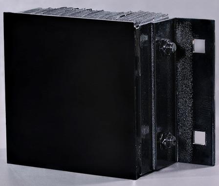 """Steel Faced Dock Bumper - 4 1/2"""" X 10"""" X 18"""""""