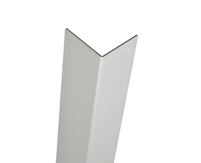 .080 Anodized aluminum corner guards - Thicker