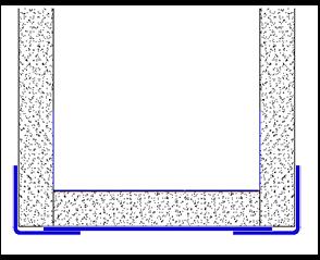 End Wall Guard - Drawing