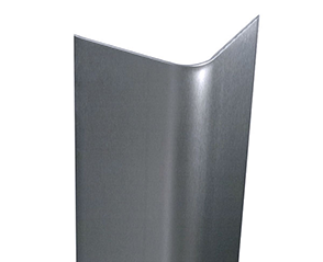 "Stainless Steel Corner Guard Angle Type 316-1 1//2/"" x 1 1//2/"" x 24/"""