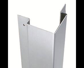 Stainless Steel Flush Mount Corner Guards