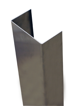 U-Channel Guards End Wall Cap