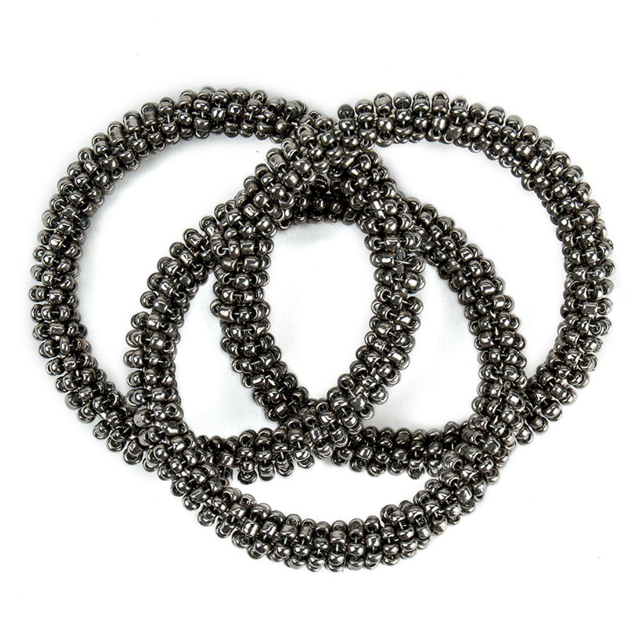 3 Ring Beaded Napkin Ring Between The Sheets