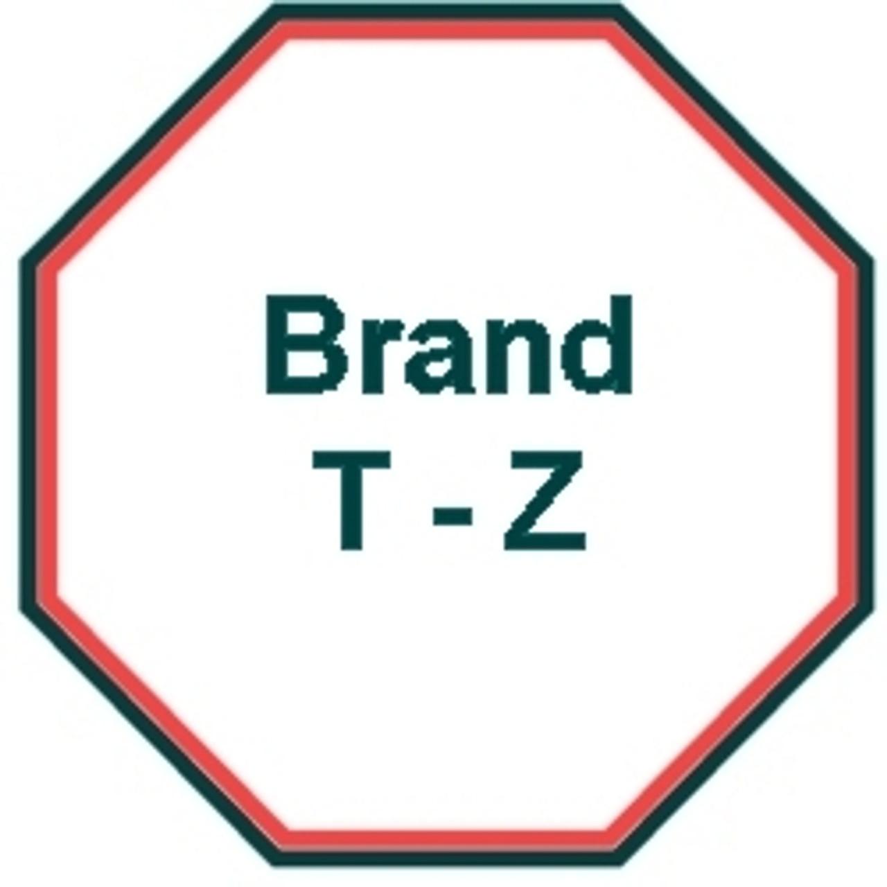 Brand (T-Z)