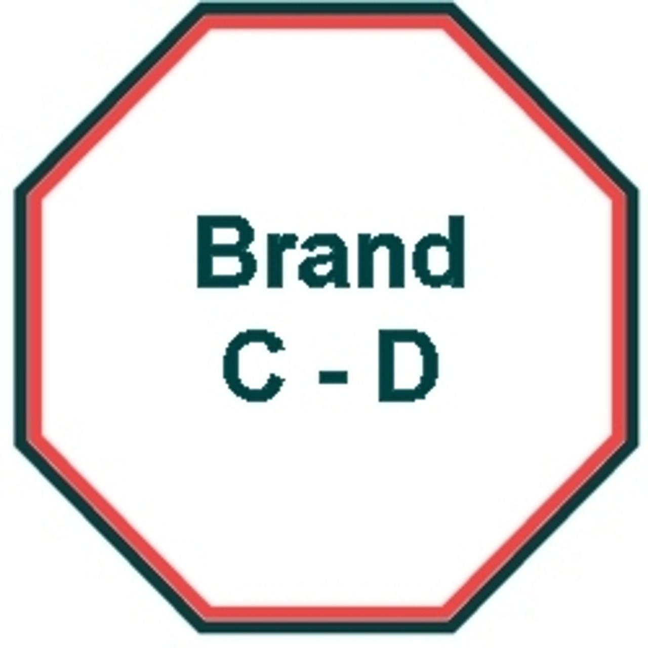 Brand (C-D)