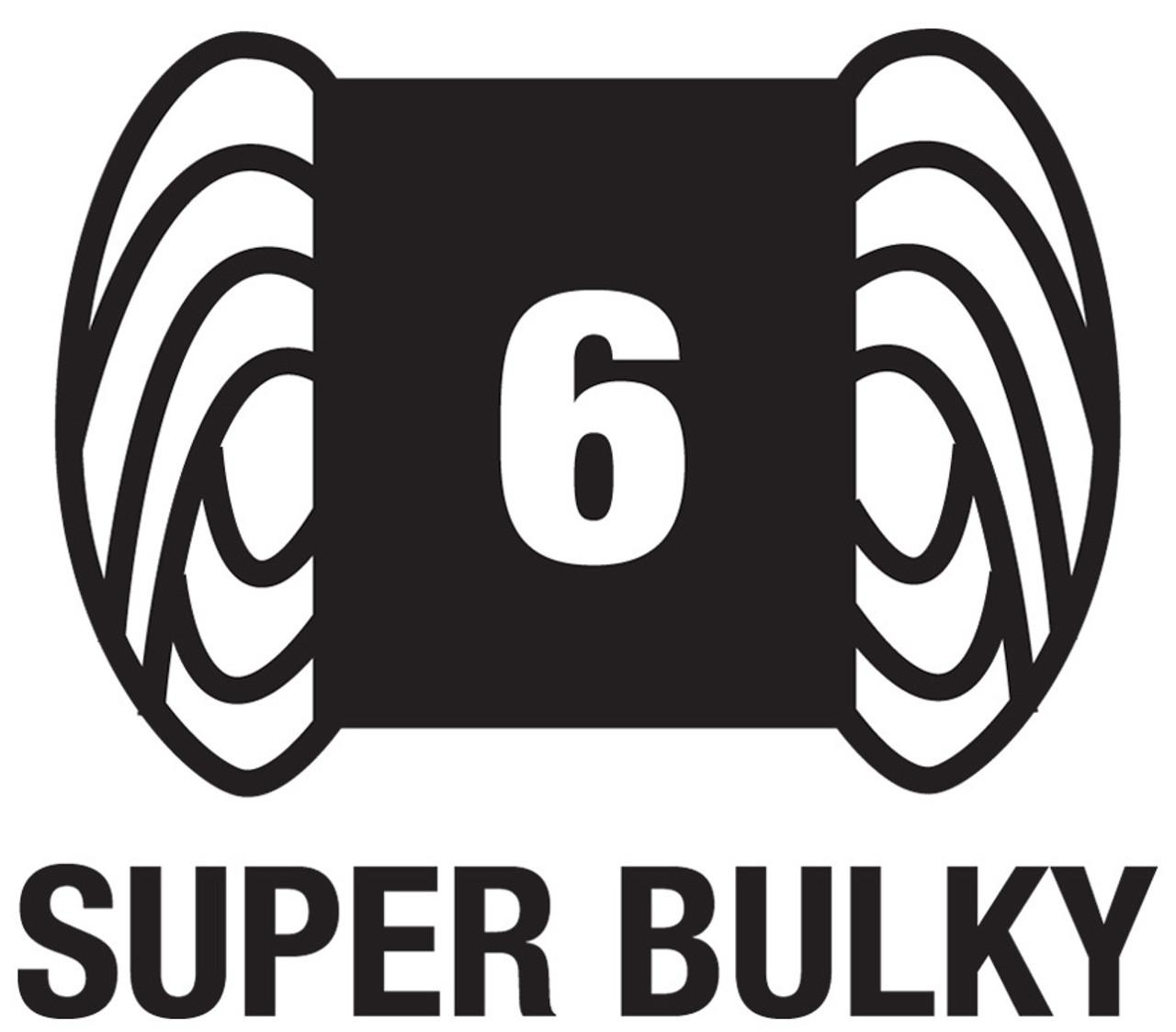 6-Super Bulky
