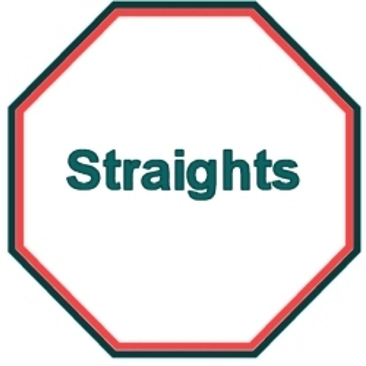 Straight Needles
