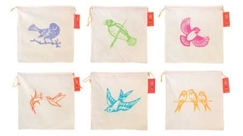 Pretty Cheep Project Bags