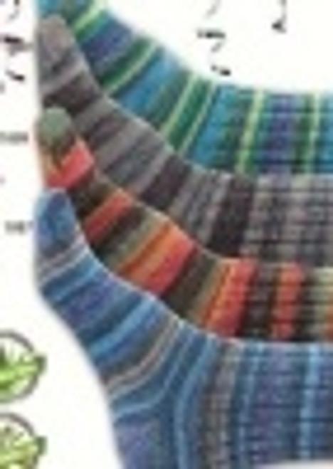 Supersocke Finished Socks