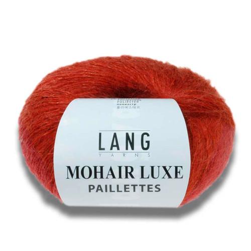 Mohair Luxe Paillettes
