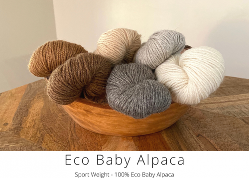 ECO Baby Alpaca