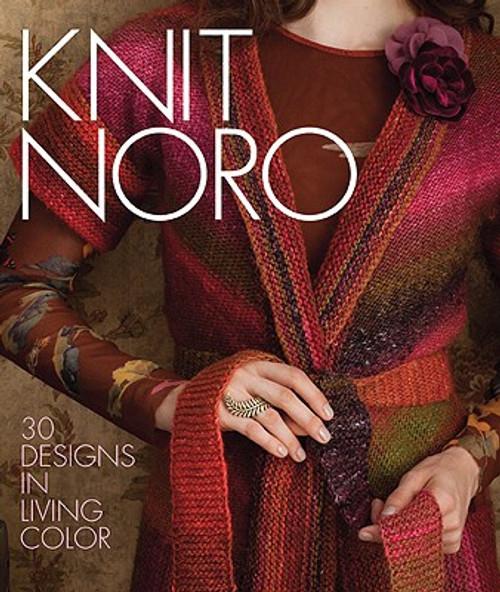 Noro Book - Knit Noro 30 Designs in Living Color