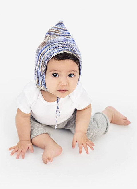 Blue Sky Fibers / Spud & Chloe Pattern 9822 Boo Baby Bottoms & Tiny Topper