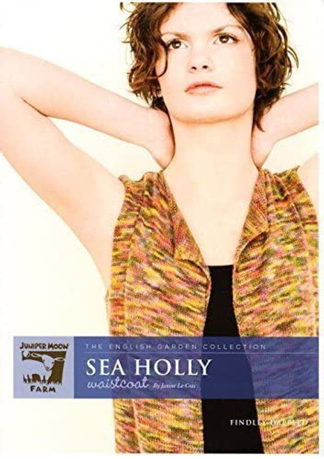 Juniper Moon Farm Leaflet - Sea Holly J5-04