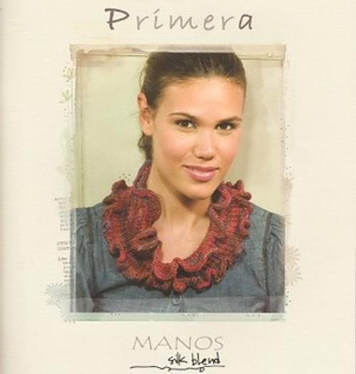 Manos Book - Manos Silk Blend Primera