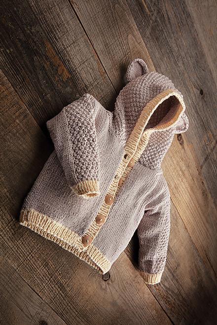 Baby Bear Cardigan
