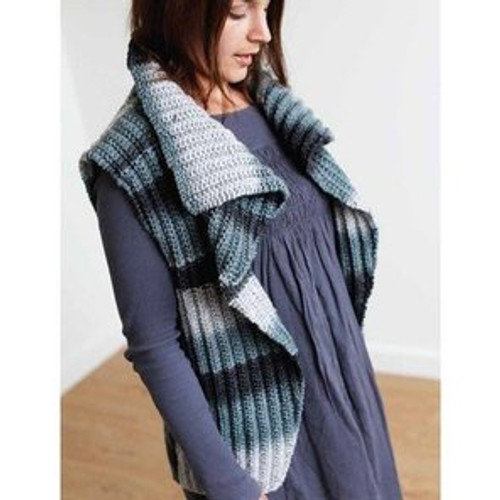 Ella Rae Pattern - Seasons Ribbed Vest