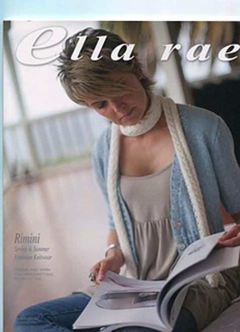 Ella Rae Booklet - EY109