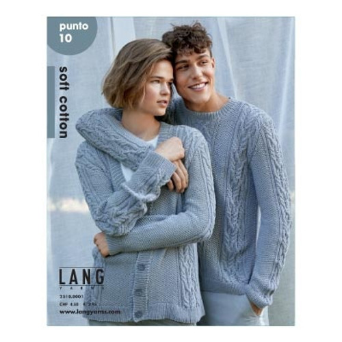 Lang Book - Punto 10 Soft Cotton
