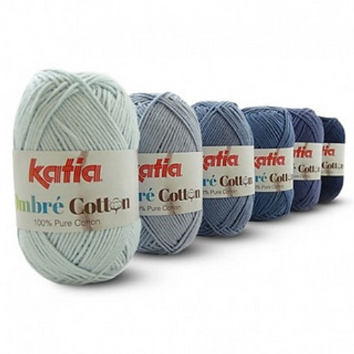 Ombre Cotton KATIA