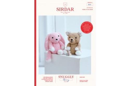 Sirdar Pattern - 2521