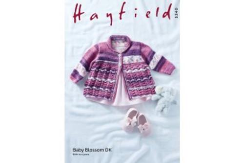 Hayfield Pattern - 5340