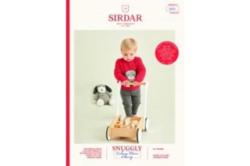 Sirdar Pattern - 5371