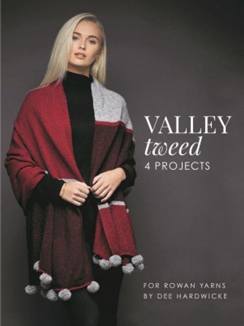 Rowan Booklet by Dee Hardwicke - Valley Tweed - 4 projects
