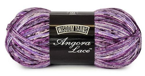 Wisdom Yarns Angora Lace