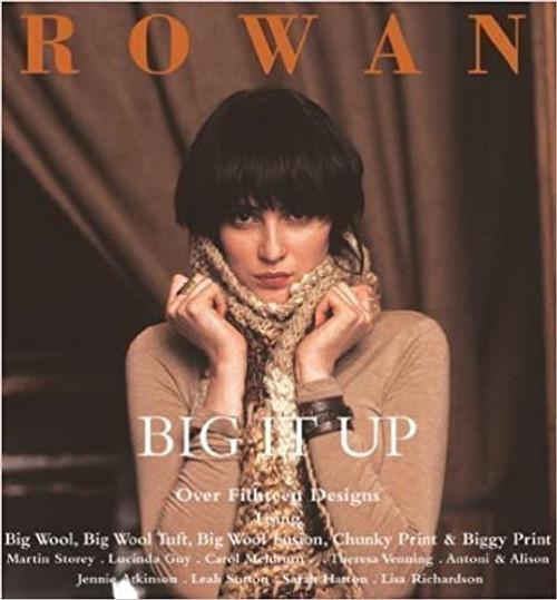 Rowan Book - Big It Up