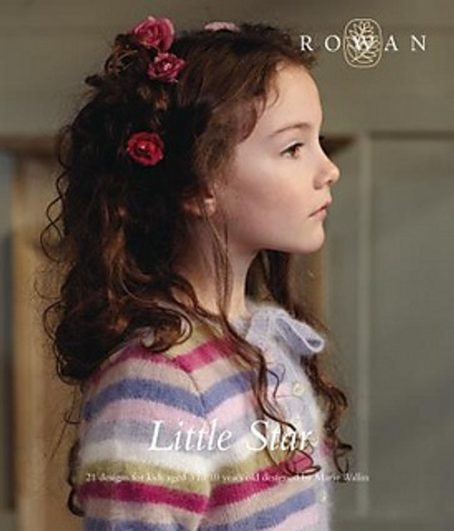 Rowan Book - Little Star by Marie Wallin