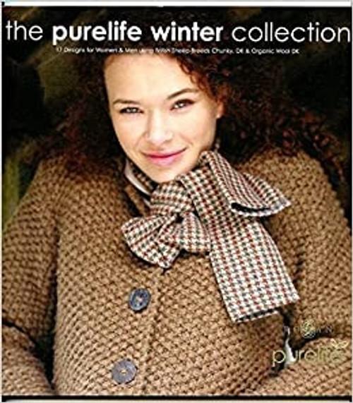 Rowan Book - Purelife Winter Collection by Marie Wallin