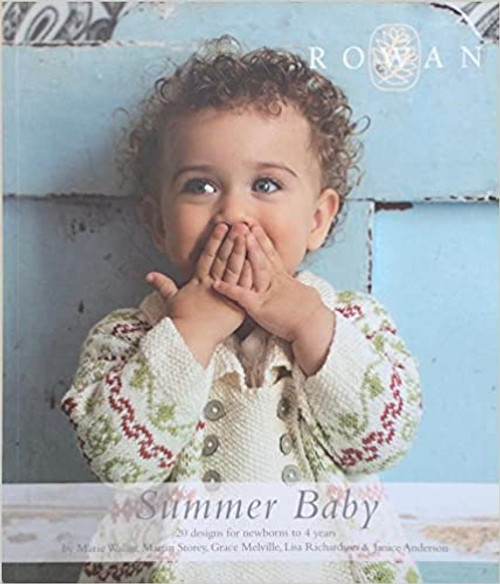 Rowan Book - Summer Baby