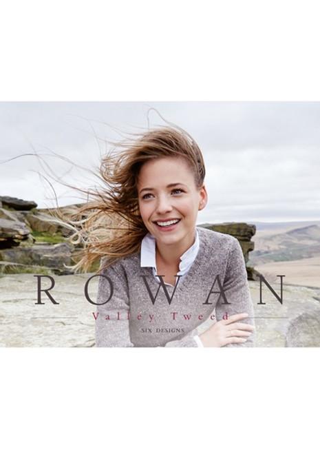 Rowan Book - Valley Tweed