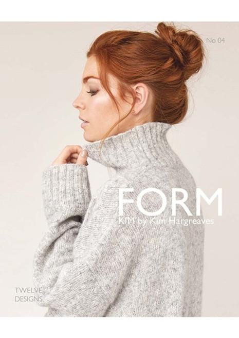 Rowan Book - FORM by Kim Hargreaves