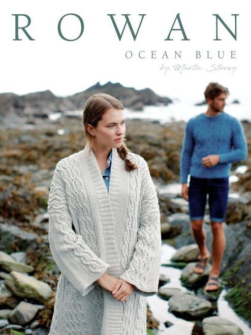 Rowan Book - Ocean Blue by Martin Storey