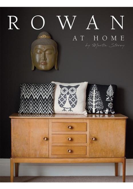 Rowan Book - Rowan at Home by Martin Storey