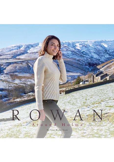 Rowan Book - Around Holme by Lisa Richardson